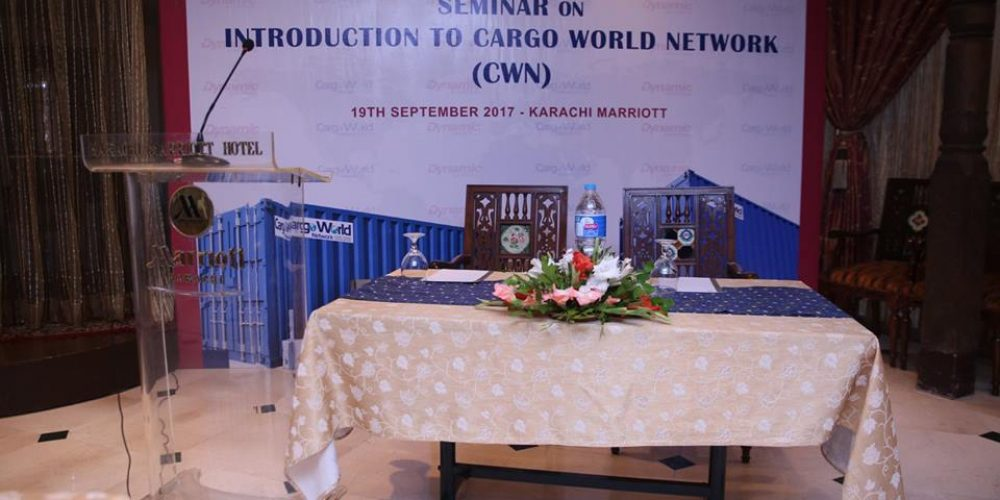 Seminar on Introduction to Cargo World Network